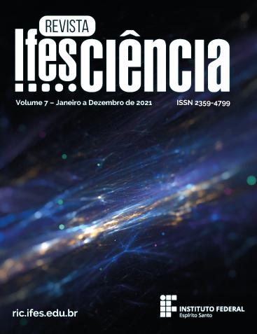 Visualizar v. 7 n. 1 (2021): Revista Ifes Ciência