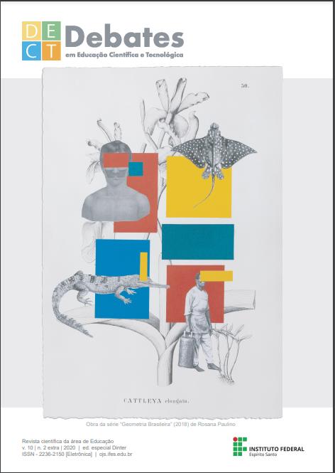 Visualizar v. 10 n. 2 (2020): 2020 - Edição Especial Dinter