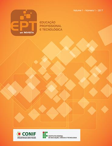 Educação Profissional e Tecnológica em Revista