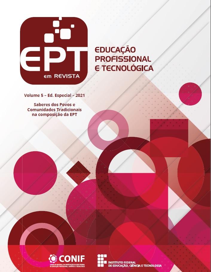 Visualizar v. 5 n. Especial (2021): Saberes dos Povos e Comunidades Tradicionais na composição da EPT