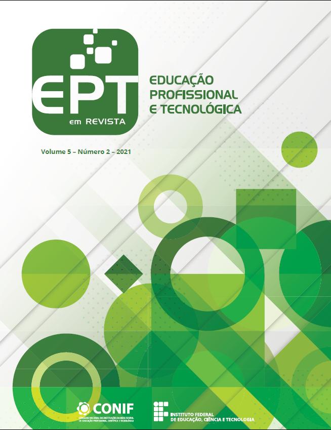 Visualizar v. 5 n. 2 (2021): Educação Profissional e Tecnológica em Revista